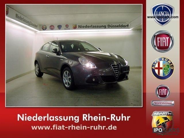 2011 Alfa Romeo  Giulietta 2.0 JTDM 16V (170hp) Limousine Pre-Registration photo