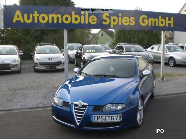 2009 Alfa Romeo  1.9 JTDM Quadrifoglio Verde, leather Sports car/Coupe Used vehicle photo
