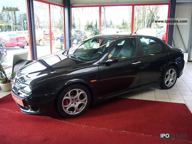 2004 Alfa Romeo First 156 Gta Hand Car Photo And Specs