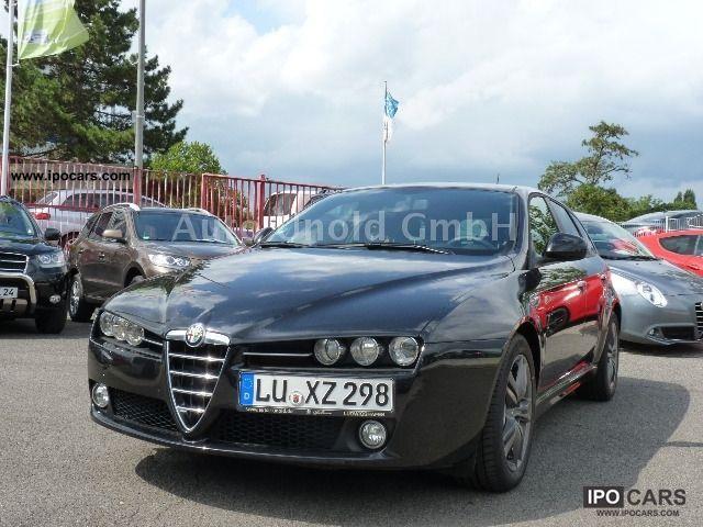 2010 Alfa Romeo  159 Sportwagon 2.0 JTDM 16V DPF Estate Car Used vehicle photo