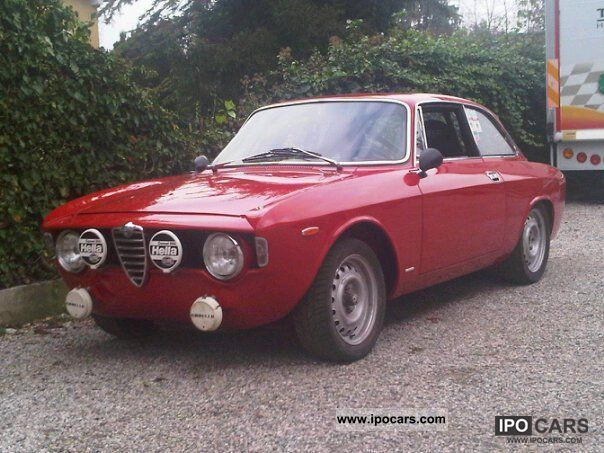 Alfa Romeo  Giulia Sprint Gt 1600 1964 Vintage, Classic and Old Cars photo