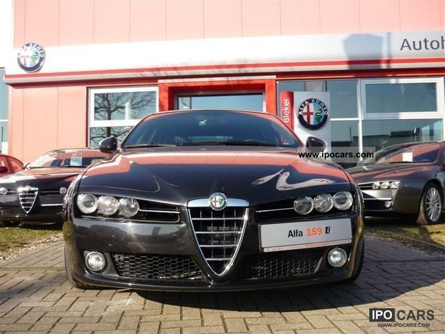 2010 alfa romeo 159 sw 2 4 jtdm 20v turismo q4 39 ti 39 car. Black Bedroom Furniture Sets. Home Design Ideas