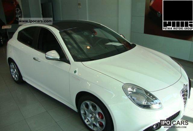 2011 Alfa Romeo  Giulietta Quadrifoglio Verde 1.8 TBi 16V | 173 kW Limousine New vehicle (business photo