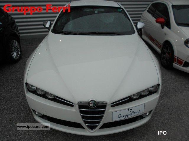 2011 Alfa Romeo  159 SW 2.0 JTDM Super Bianco - PRONTA Consegna Estate Car New vehicle photo