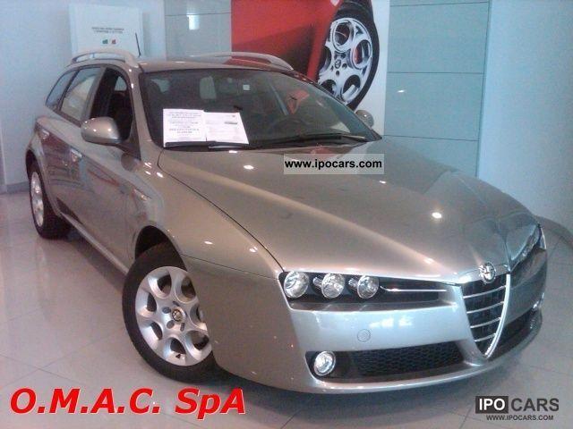2011 Alfa Romeo  159 SW 2.0 JTDm Eco progression Estate Car Pre-Registration photo