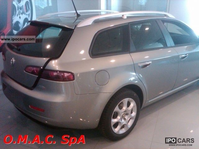 2011 alfa romeo 159 sw 2 0 jtdm eco progression car photo and specs. Black Bedroom Furniture Sets. Home Design Ideas