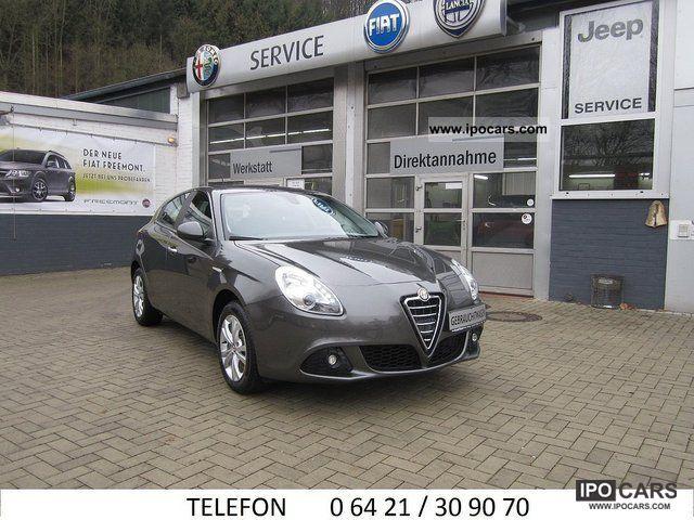 2011 Alfa Romeo  Giulietta 1.4 TB 170 bhp Turismo Limousine Employee's Car photo