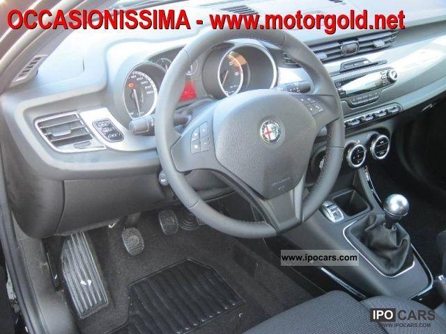 2012 Alfa Romeo  Giulietta 6.1 JTDm CV-2105 Exclusive Limousine Pre-Registration photo