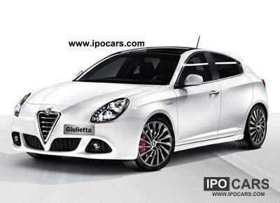 2011 Alfa Romeo  Giulietta 1.4 TB 16V ** TCT ** Automatic Turismo Limousine Pre-Registration photo