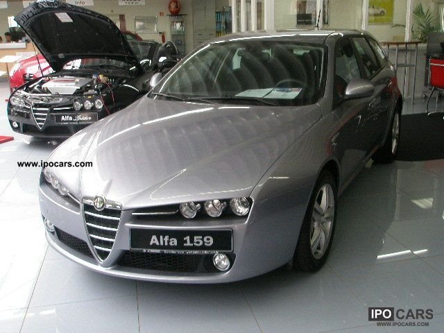 2011 Alfa Romeo  159 Sportwagon 2.0 JTDM 16V Turismo DPF Estate Car Used vehicle photo
