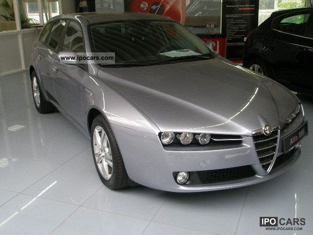 2011 alfa romeo 159 sportwagon 2 0 jtdm 16v turismo dpf car photo and specs. Black Bedroom Furniture Sets. Home Design Ideas