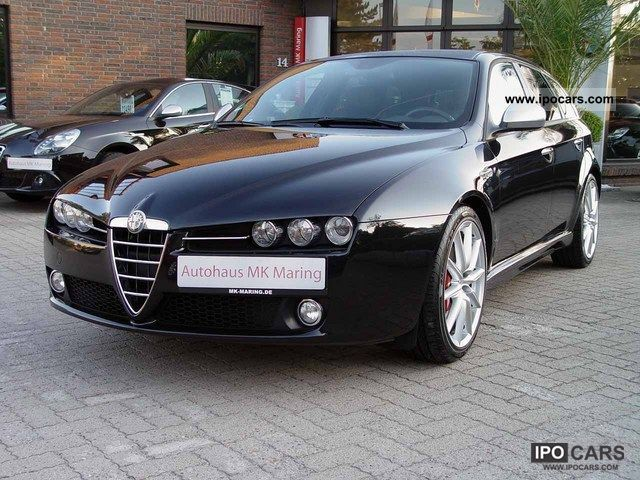 2010 alfa romeo 159 sw 2 0 sport ti navi leather added mod 2011 car photo and specs. Black Bedroom Furniture Sets. Home Design Ideas
