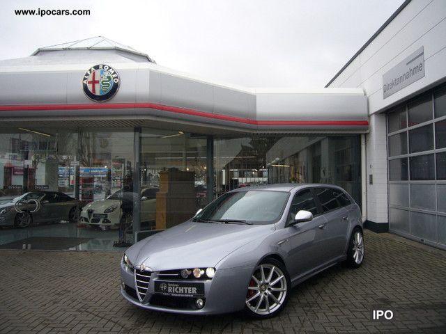 2010 Alfa Romeo  159 Sportwagon 3.2 JTS V6 24V Q4 TI - NAVI XENON Estate Car Used vehicle photo