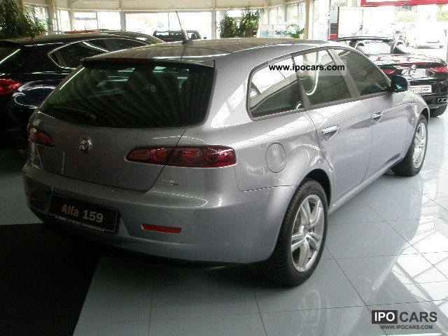 2011 alfa romeo 159 sportwagon 2 0 jtdm navi car photo and specs. Black Bedroom Furniture Sets. Home Design Ideas