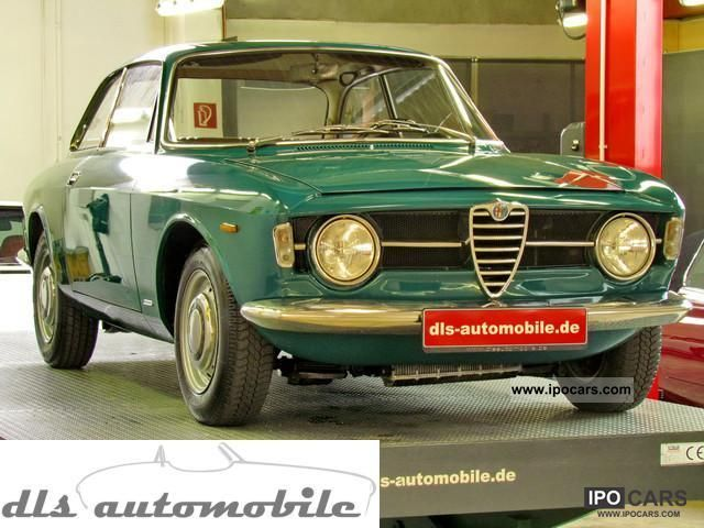 Alfa Romeo  GTJ 1300 STEPNOSE 1970 Vintage, Classic and Old Cars photo