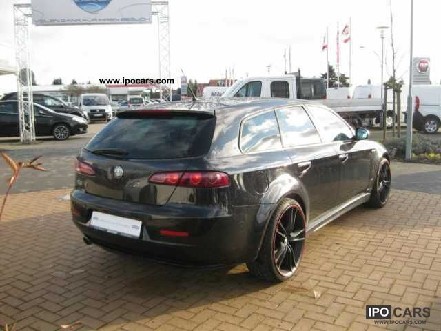 2008 alfa romeo 159 1 9 jtdm 16v dpf sportwagon ti 20 39 f inches lm car photo and specs. Black Bedroom Furniture Sets. Home Design Ideas