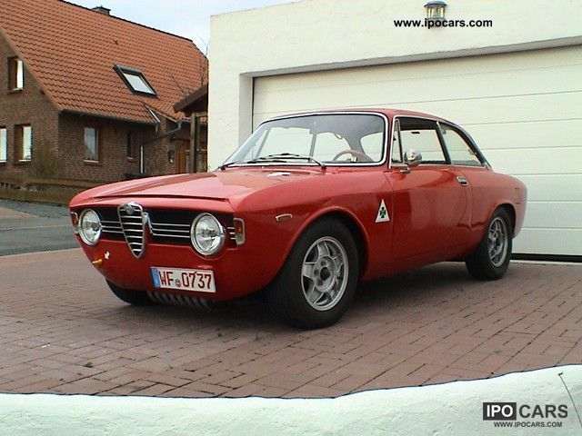 1967 alfa romeo giulia gt sprint veloce bertone car photo and specs. Black Bedroom Furniture Sets. Home Design Ideas