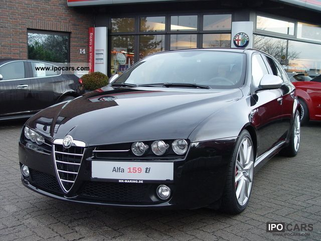 2010 alfa romeo 159 sw 2 0 ti bose sport farbnavi. Black Bedroom Furniture Sets. Home Design Ideas