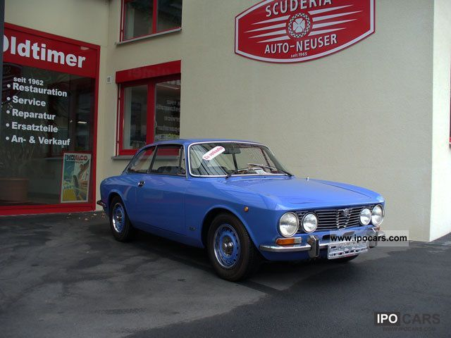 Alfa Romeo  GT 1600 Junior 1976 Vintage, Classic and Old Cars photo