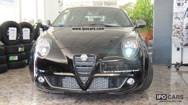 2012 Alfa Romeo  Mito 1.4 16v TB MultiAir Quadrifoglio Verde Small Car Used vehicle photo