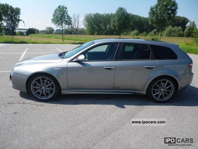 2010 alfa romeo 159 sportwagon 2 4 jtdm turismo ti car. Black Bedroom Furniture Sets. Home Design Ideas