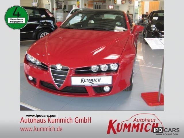 2009 Alfa Romeo  Brera series 1 2.4 JTDM 20V Sports car/Coupe Used vehicle photo