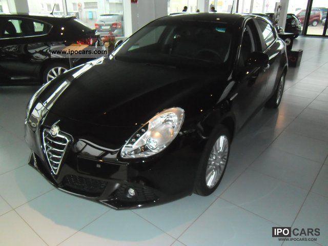 2011 Alfa Romeo  Giulietta 1.4 TB Multiair 16V TCT-170 automatic Limousine Pre-Registration photo