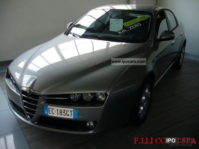 Alfa Romeo 159 2.0 JTDm Eco progression 2010 Used vehicle photo