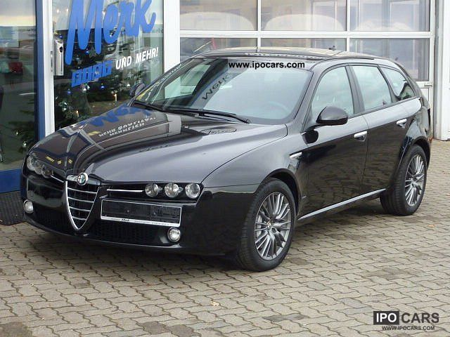 2010 alfa romeo 159 2 4 jtdm 20v dpf sportwago car photo and specs. Black Bedroom Furniture Sets. Home Design Ideas