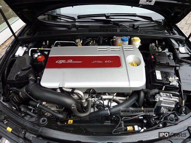 2010 Alfa Romeo 159 24 Jtdm 20v Dpf Sportwago Car Photo And Specs