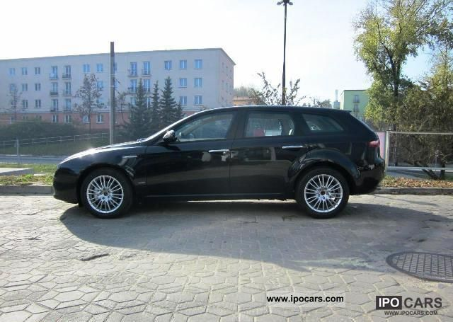 2011 alfa romeo alfa 159 sw 2 0 sport plus jtdm car photo and specs. Black Bedroom Furniture Sets. Home Design Ideas