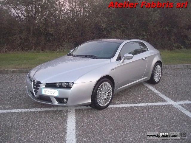 2007 Alfa Romeo  JTDm 20V Brera 2.4 km 0 ** ** Sports car/Coupe Pre-Registration photo