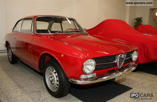 Alfa Romeo  GT 1600 1972 Vintage, Classic and Old Cars photo