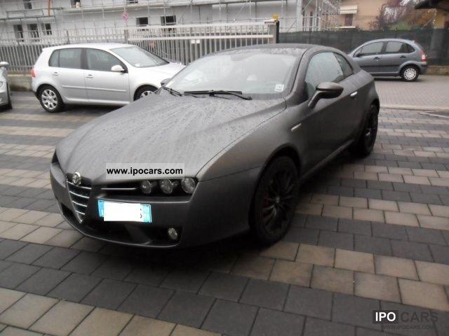 2011 Alfa Romeo  Brera 2.0 JTDm 170cv Italian indipendent Sports car/Coupe Used vehicle photo