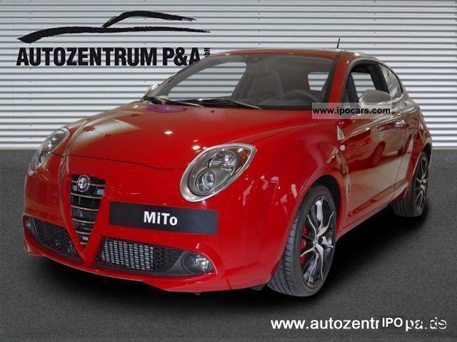 2011 Alfa Romeo  MiTo 1.4 TB 16V Quadrifoglio Verde MultiAir Limousine Pre-Registration photo