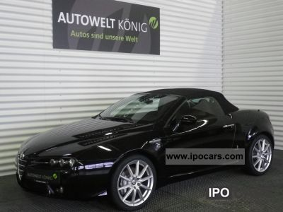 2011 Alfa Romeo  Spider 1.8 16V TBI Cabrio / roadster Pre-Registration photo