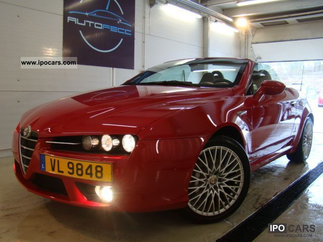 2010 Alfa Romeo SPIDER 2.0 JTDM 170 Cabrio / roadster Used vehicle ...
