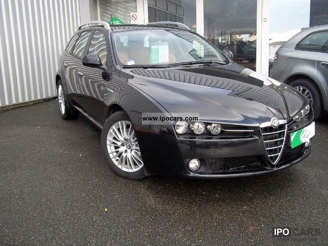 2010 Alfa Romeo  159 SW 2.0 16v ECO JTDm170 Selective Estate Car Used vehicle photo