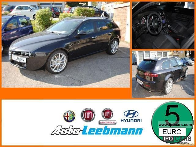 2011 Alfa Romeo  159 Sportwagon 1.8 16V Turismo TBI Vision Bi-Xeno Estate Car Demonstration Vehicle photo
