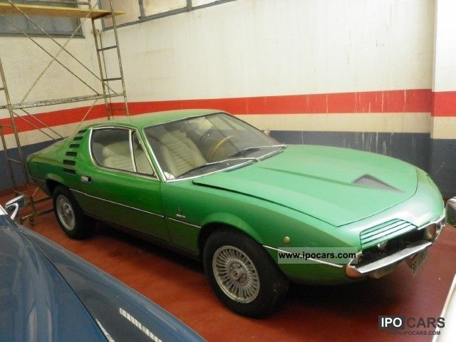 Alfa Romeo  Alfa Montreal V8 2600 145 KW AUTO D'EPOCA Bresci 1974 Vintage, Classic and Old Cars photo