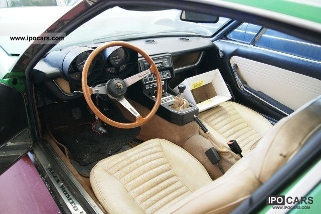 1974 Alfa Romeo Alfa Montreal V8 2600 145 KW AUTO D'EPOCA ...