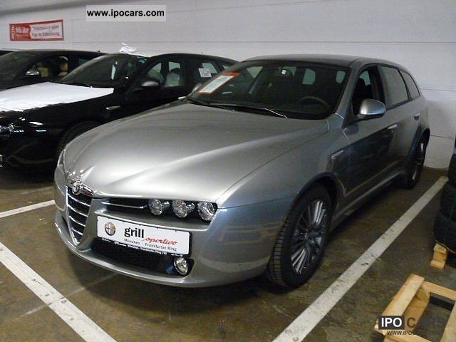 2011 alfa romeo 159 sportwagon 2 0 jtdm 16v 100 kw car photo and specs. Black Bedroom Furniture Sets. Home Design Ideas