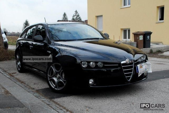 romeo alfa 159 sw 18 tbi ti imola two estate car used vehicle photo pictures. Black Bedroom Furniture Sets. Home Design Ideas