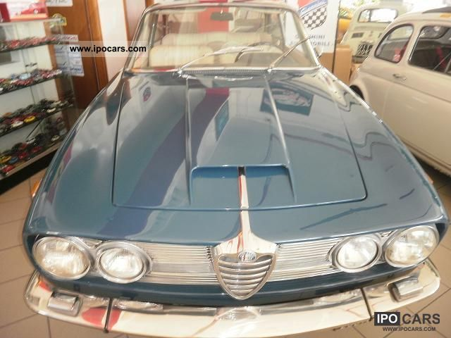 Alfa Romeo  2600 SPRINT 1964 Vintage, Classic and Old Cars photo