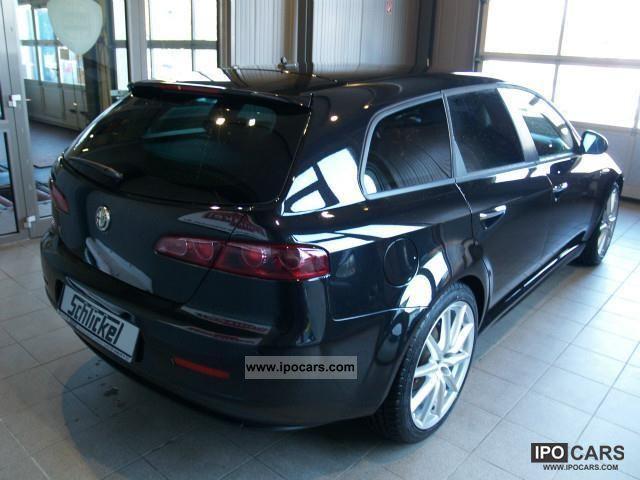 2011 alfa romeo 159 sportwagon 2 0 jtdm 16v turismo dpf ti car photo and specs. Black Bedroom Furniture Sets. Home Design Ideas