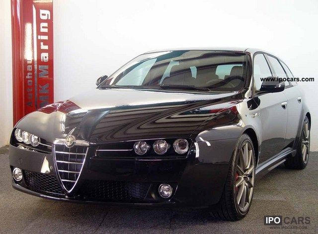 2011 alfa romeo 159 sw 2 0 jtdm 16v ti leather sports new cuoio car photo and specs. Black Bedroom Furniture Sets. Home Design Ideas