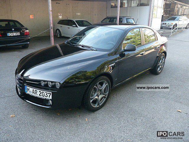2011 Alfa Romeo  159 2.0 16V Turismo JTDM Limousine Demonstration Vehicle photo