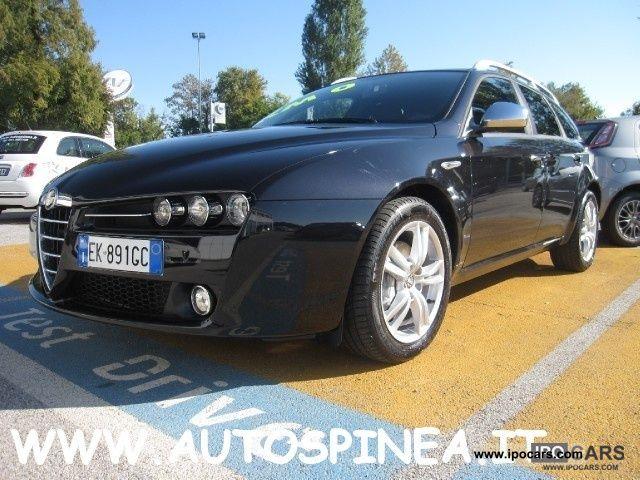 2011 Alfa Romeo  159 SW 2.0 JTDm 136CV Super PROMOZIONE * CON KASK Estate Car Pre-Registration photo