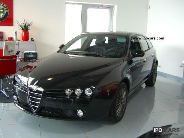 2011 Alfa Romeo  159 Sportwagon 2.0 JTDM Turismo Estate Car Demonstration Vehicle photo