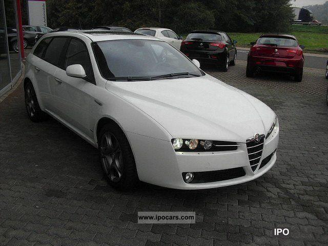 2010 Alfa Romeo  159 SW 1.8 16V Turismo TBi Estate Car Used vehicle photo